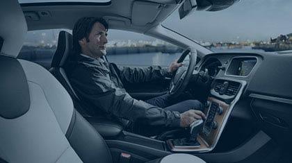 Prueba de Manejo Volvo